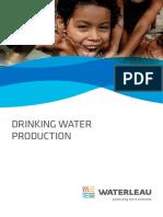 drinking water production seminar topic