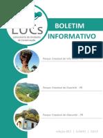 Boletim LUCS1