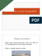 S.a.7. Platão e a Justa Desigualdade _ 3série