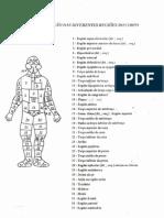 Regiões do Corpo Humano