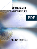 Geografi Pariwisata