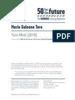 Tolo Midi - Full Score and Parts