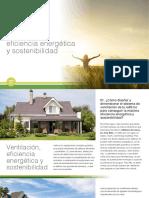 Eficiencia Energética y Sostenibilidad