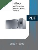 philco+pme25+microondas