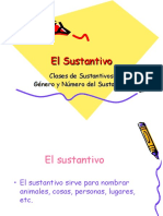 El Sustantivo Power