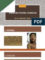Steven jonhsrn sindrom