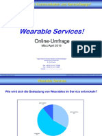 Wearable Services