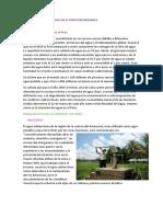 Problemática Del Agua en El Peru Por Regiones