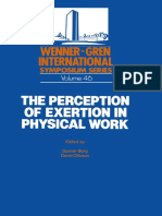 (Wenner-Gren Center International Symposium Series) Gunnar Borg, David Ottoson (eds.)-The Perception of Exertion in Physical Work_ Proceedings of an International Symposium held at The Wenner-Gren Cen.pdf