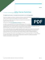 data sheet Switch Cisco 3560