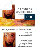 Apresentação- O rosto da misericórdia, o Ano da Misericórdia.pdf