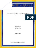 Lee Collins Full HumanDesign