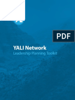 YALI Leadership Planning Toolkit 2017-09-28 v3a 1 1