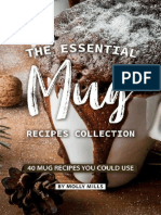 The Essential Mug Recipes Collection 40 Mug Recipes You Could Use