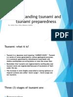 Understanding Tsunami and Tsunami Preparedness