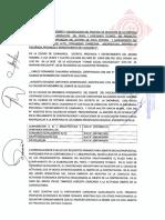 Acta de Evaluacion y Resultados Convocatoria N°04-LG-FSM