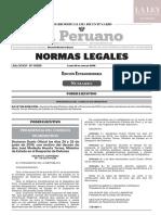 D.S.N-119-2019-PCM