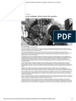 Batuque de Umbigada - Cultura Bantu Afro-paulista