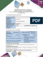 Guía de Actividades y Rubrica de Evaluación-Paso 2- Profundización