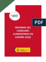 Informe de Consum 2018
