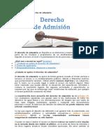 Explicación del derecho de admisión.docx