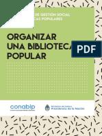 Como Organizar Biblioteca