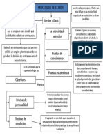 Mapa Conceptual Proceso de Seleccion