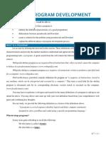 Lesson 2-Basics of Program Development
