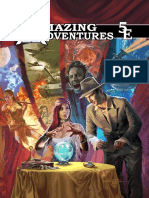 Amazing Adventure 5e Preview