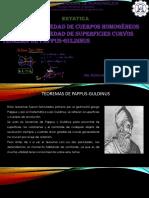 Exposicion Teorema Pappus Guldin