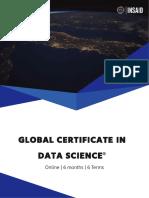 Global Certificate in Data Science