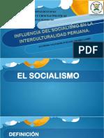 Influencia Del Socialismo en La Interculturalidad Peruana