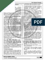 Apostila Direito Administrativo  TJ-PE