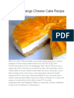 cheese cake recipe.docx