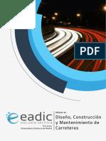Máster en Diseño, Construcción y Mantenimiento de Carreteras