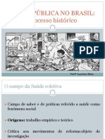 AULA 1-História Da Saúde Pública