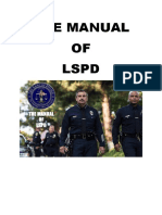 Manual LSPD