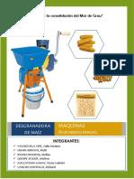 Deesgranadora de Maiz (1)