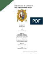 Ley de Ohm Exp4 Informe Final2