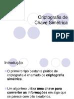 Criptografia Chave Simetrica 2