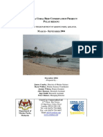Malaysia Coral Reef Conservation Project Pulau Redang