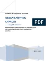 """Defining, Measuring and Evaluating Carrying Capacity"