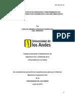 Certificaion de Leed Costos y Presupuestos
