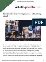Pantallas LED Exteriores_ Un Gran Aliado Del Marketing Digital