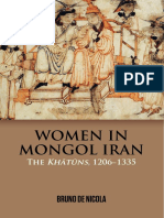 Women in Mongol Iran - The Khatuns.pdf