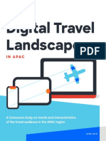 Comscore Digital Travel Landscape in APAC 2019 Whitepaper