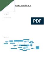 Contextos Didáctica PDF