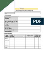 Formatos - Anexos CAS Nro 02-2019-MPS