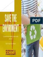 Save the Enviroment - CARTEL1