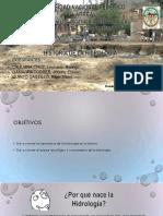 Historia de La Hidrologia-Hidrologia II